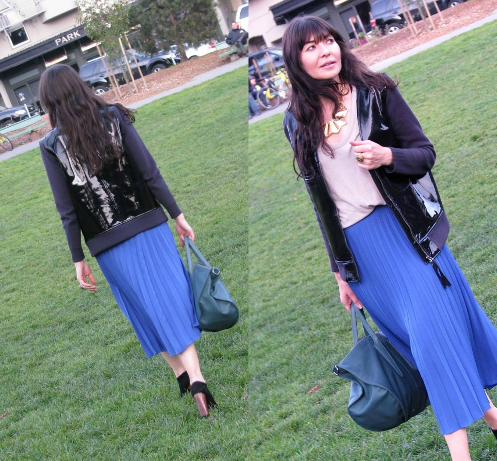 Fashion style blog, maxi skirt