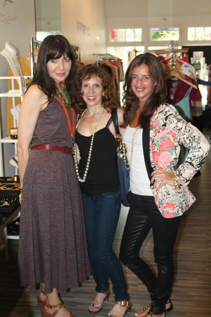 Sasha Maks Vintage Pop Up with Shop, Saving & Sequins