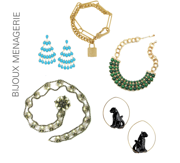 Satement jewelry
