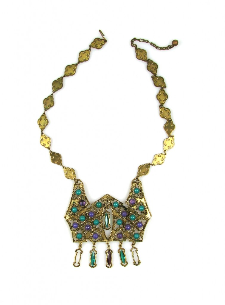 Sasha Maks Vintage Boho Chic Necklace