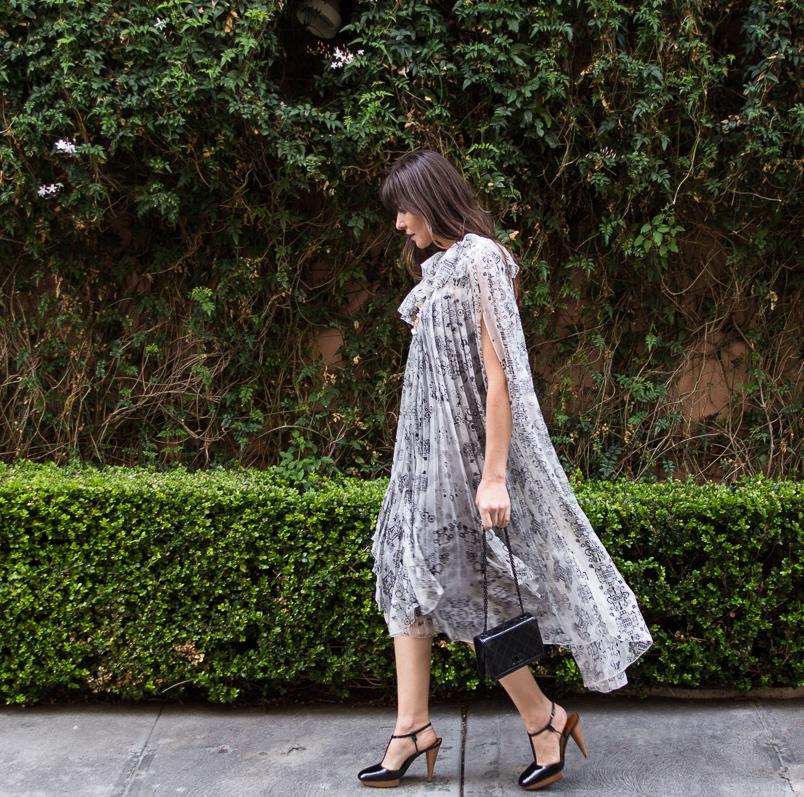 Valentino boho dress