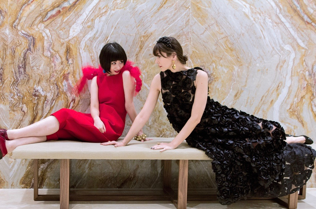 Tokyo Gamine couture collection