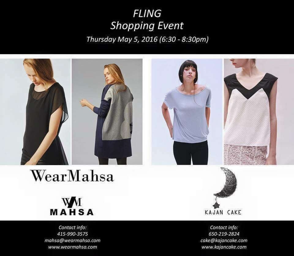 Fling Shopping Event