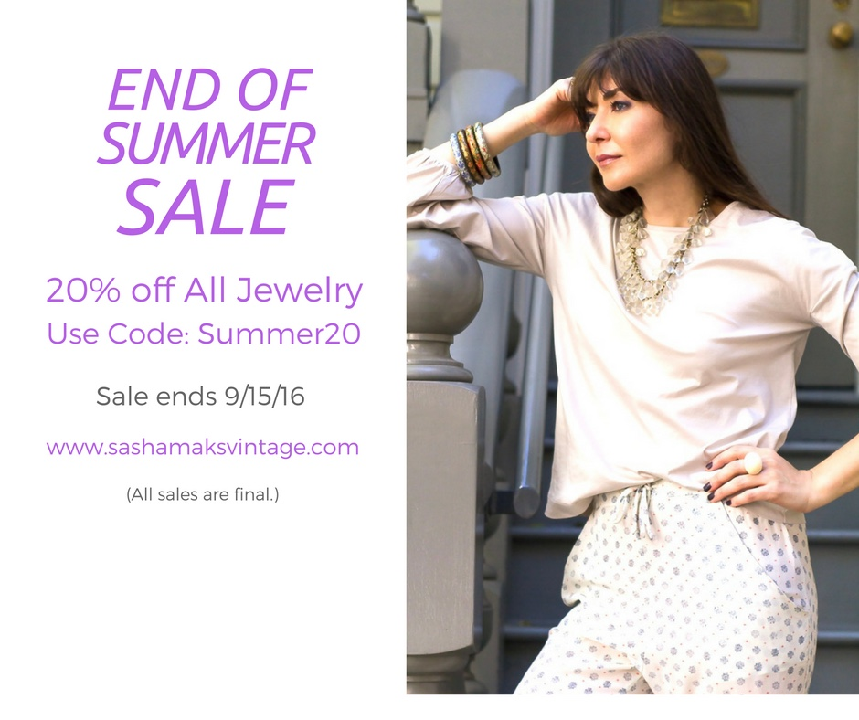 End Of Summer Sale extended