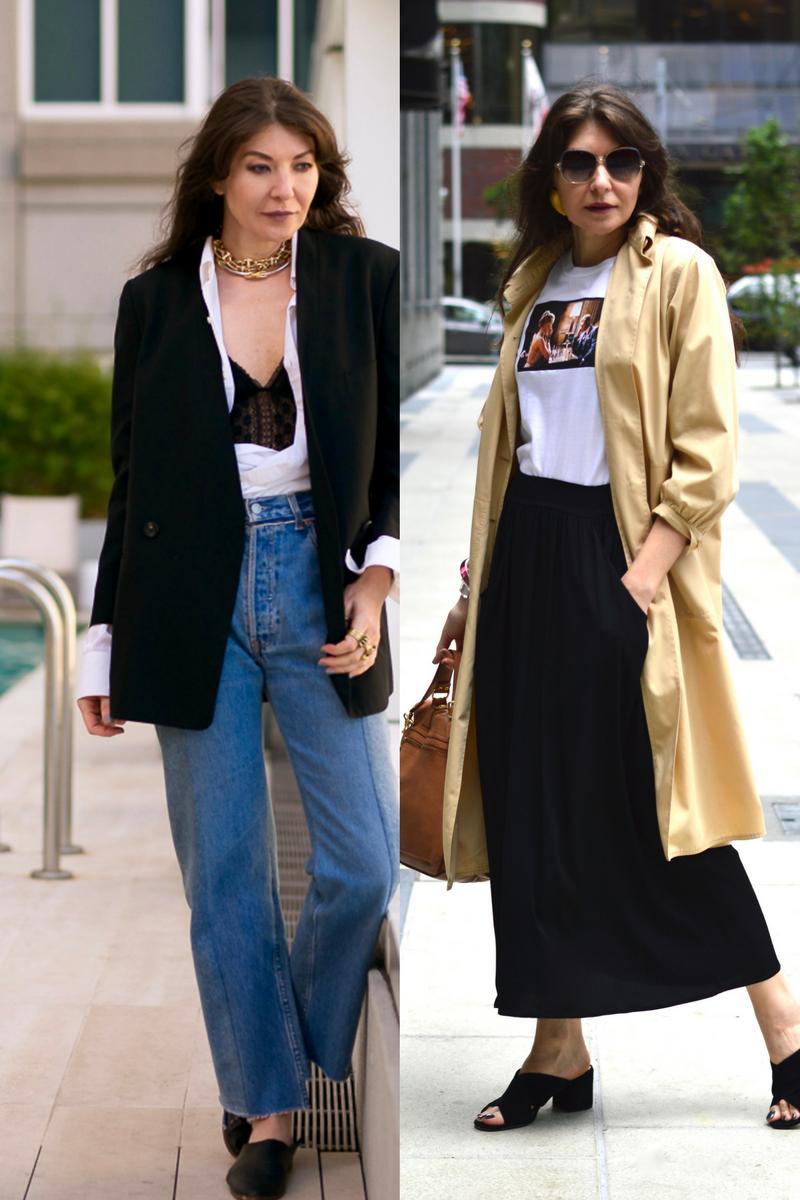 Sasha Maks Vintage Summer Style Recap 2017