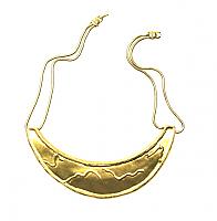 Trifari Shield Necklace 1980s